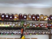 Консервация домашняя(овощи,  фрукты,  варенье,  компоты,  сок)