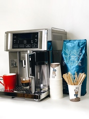 Купуєш каву в офіс,  а кавоварку отримай безкоштовно!
